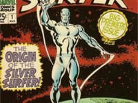Silver Surfer Issue 1